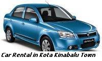 Car Rental In Kota Kinabalu City