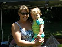 Mommy and Brooklynn