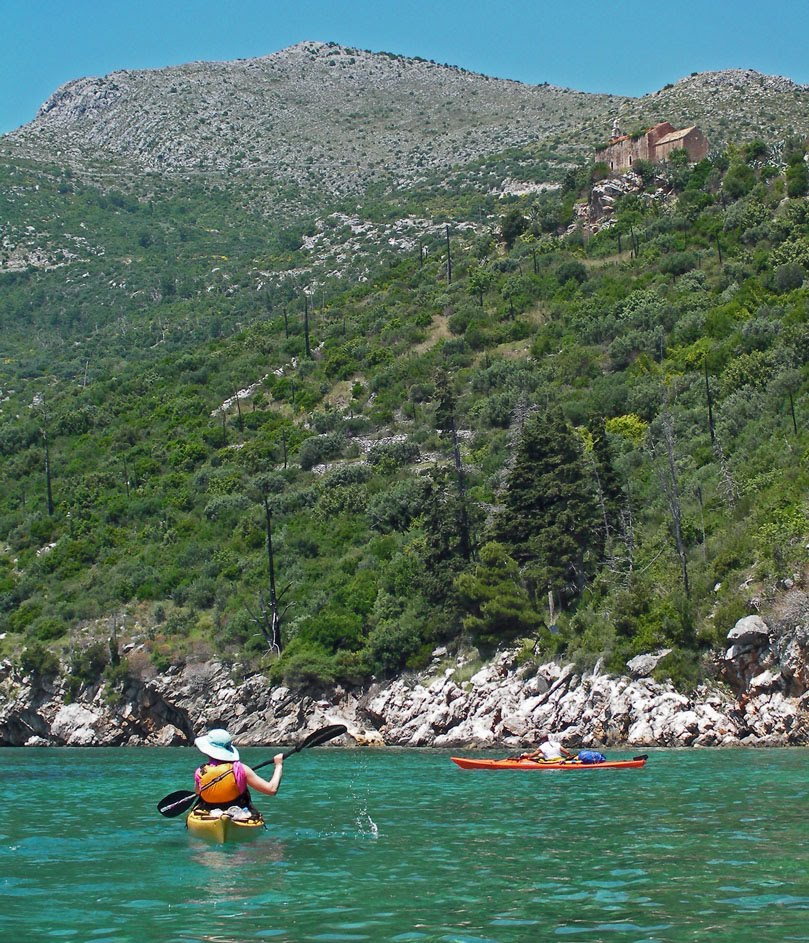Dalmatian Coast Resorts The Dalmatian Coast Enjoys a