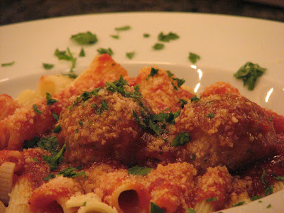 Meatball Marinara Recipe