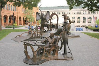 Otis Odd Things I 39 Ve Seen Dr Seuss National Memorial Sculpture Garden
