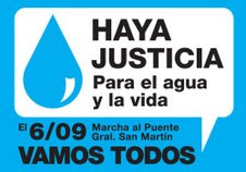 Defendamos la vida, protejamos al río Uruguay