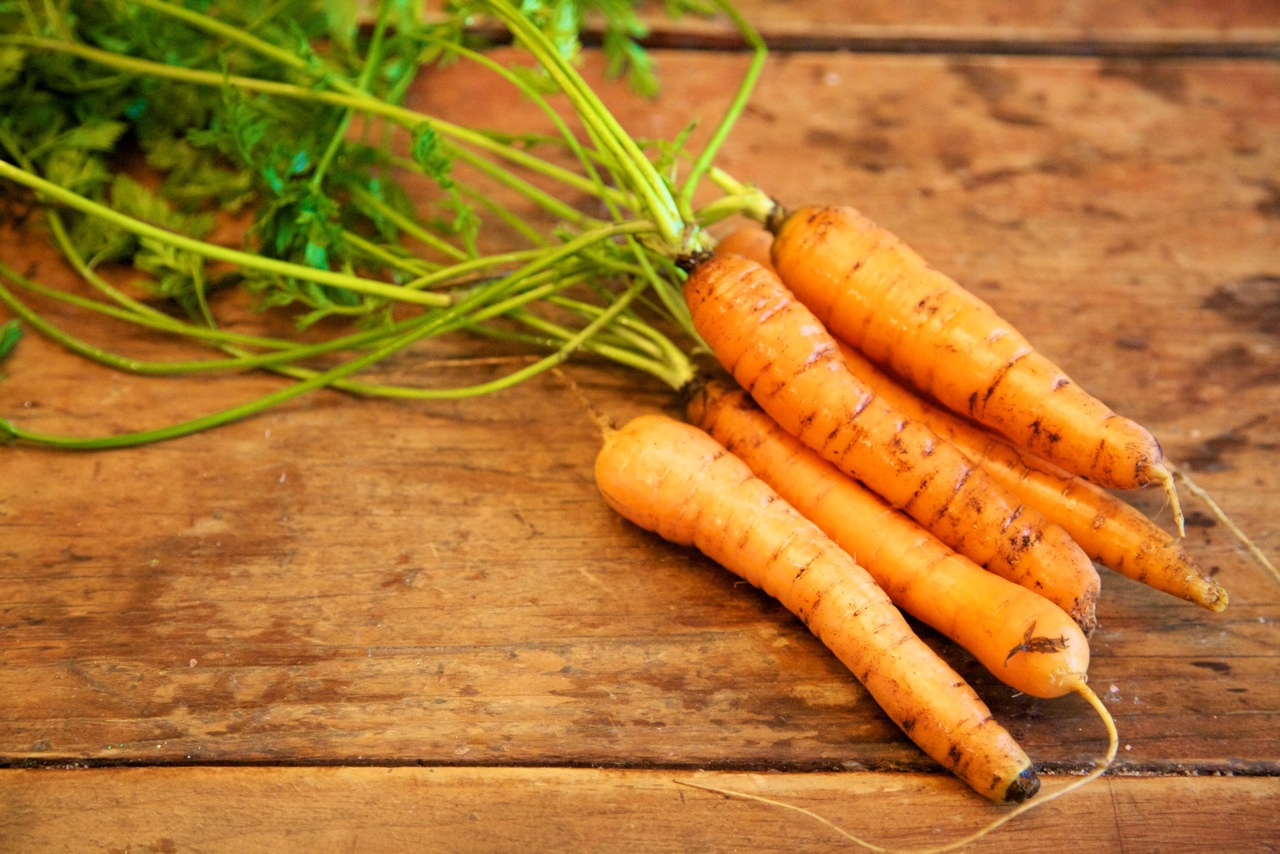 how to cut carrots into julienne strips