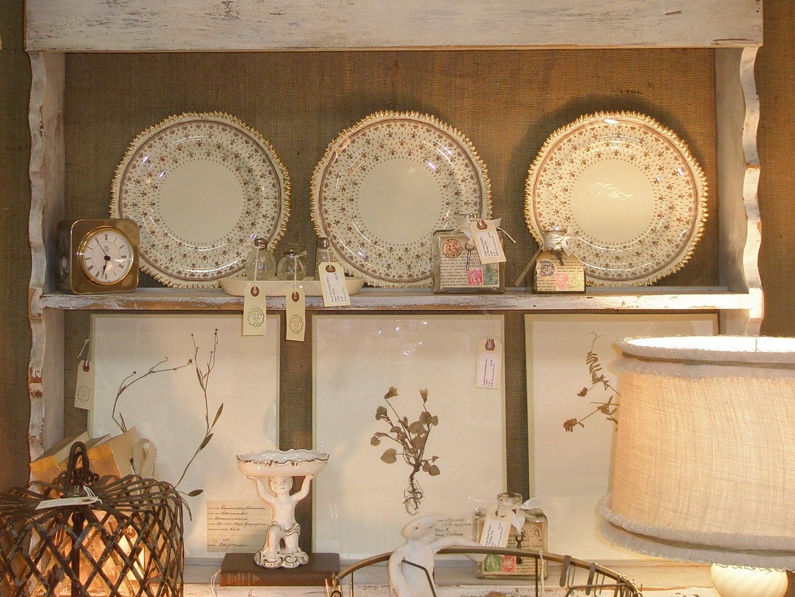 awesome French Country Kitchen Wall Decor #8: Belle Francaise Interiors French Country Retail Therapy. Kitchen wall decor  ideas about decorating ...