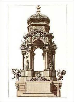 Architecture for Baroque architecture characteristics list