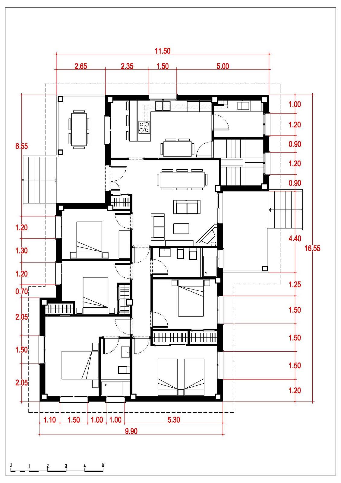 realizaci n de planos vivienda unifamiliar en fuenlabrada