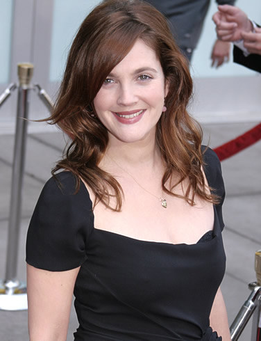 Drew Blythe Barrymore born on February 22, 1975, in Los Angeles,California.