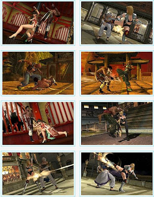 DEAD OR ALIVE NINTENDO 3DS