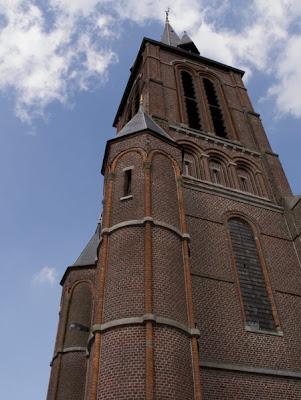 Eglise de Saint-Sauveur - Saint-Sauveur - Belgique - Anne-Sarine Limpens - 2008