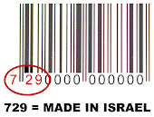 PLEASE CHECK THE BARCODE. If it begins with 729, it is made in Israel. ALSO CHECK LABELS
