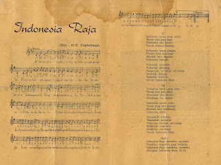THE NOTE: 'Indonesia Raya', Music & Lyrics