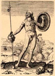 Theodor de Bry's Pict