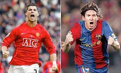 C.Ronaldo vs Messi