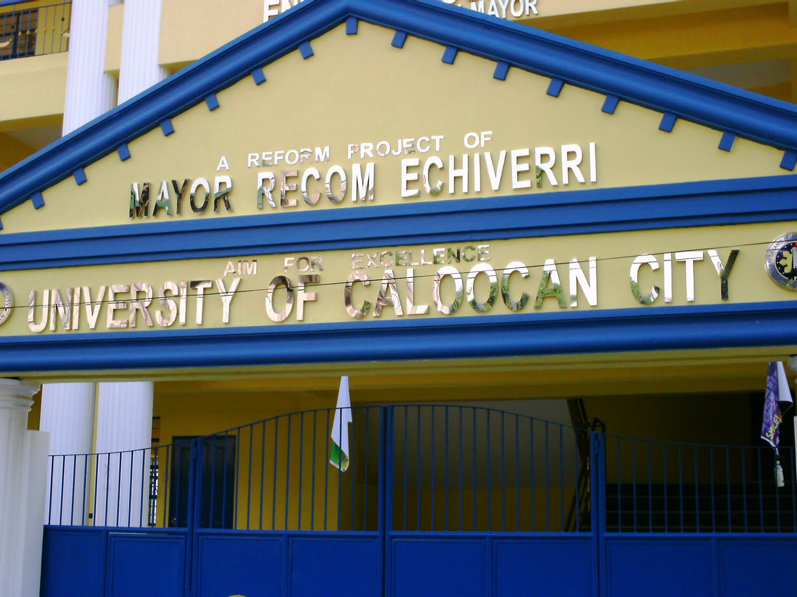 thesis in university of caloocan city