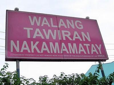 Manila, MMDA, Bayani Fernando, Oscar Inocentes, Pink & apple green streets, Manila 2010