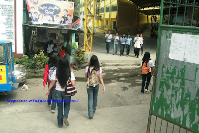 university of caloocan city pictures, UCC Camarin facilities. latest UCC pics