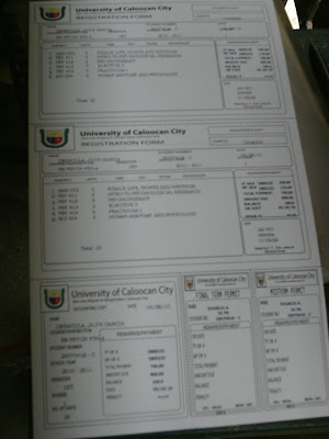 university of caloocan city new & improved registration form