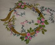 Coronita de rosas
