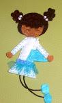 "muñeca ""Naomi"""