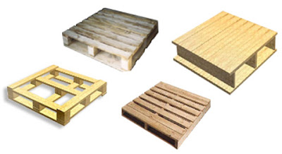 Distribution Centre Management: Different types of Pallet materials
