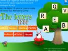 Juegos de vocabulario (el árbol de las letras).