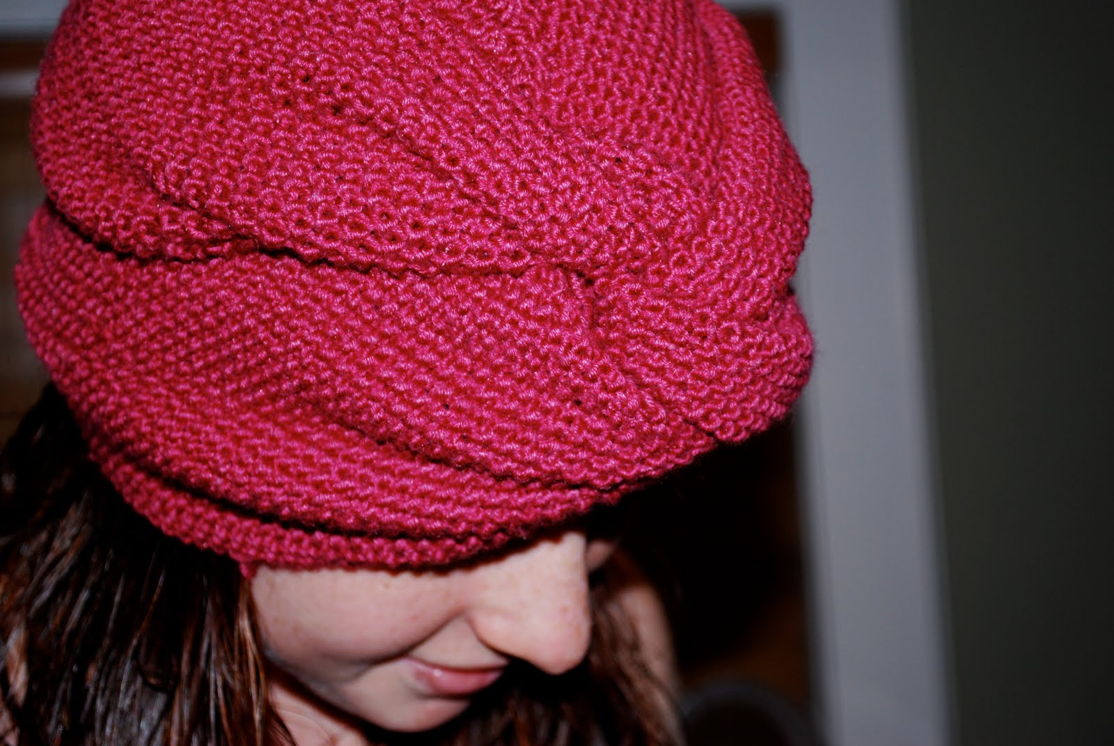 the mints tint: We knit: Vintage Turban