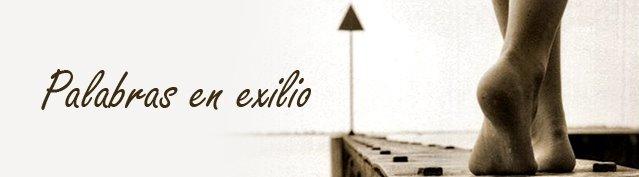 Palabras en exilio