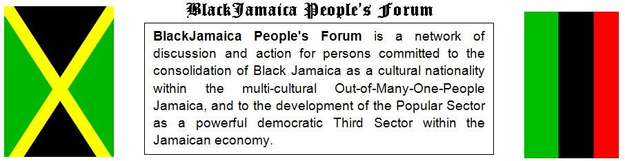 BlackJamaica People's Forum