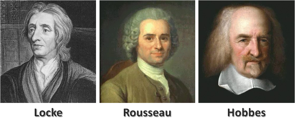 thomas hobbes and jean jacques rousseau essay The philosophies of jean jacques rousseau and thomas hobbes represent two opposing views about the moral nature of human beings the goal of each philosopher was to describe human beings in the state of nature, or rather, they attempted to strip huma.