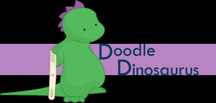 Doodle Dinosaurus