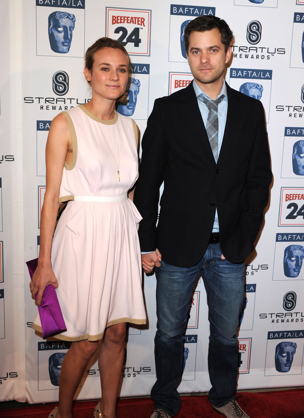 Diane Kruger and Josh are the