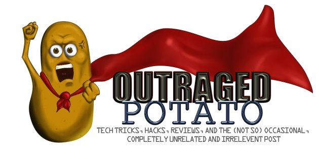 The Outraged Potato