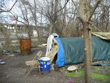 At Home in an Urban Campground