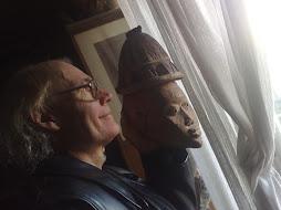 oggi in posa con la severa yaruba per l,occasione diventata dolce...9-4-2010