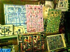 ultimi dipinti