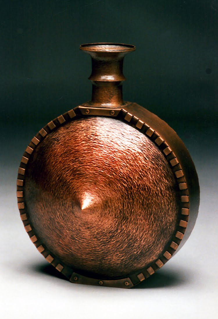 """Copper Bottle"""