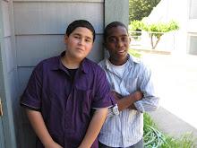 me and josh