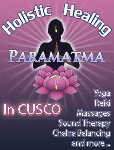 Holistic Healing in Cusco