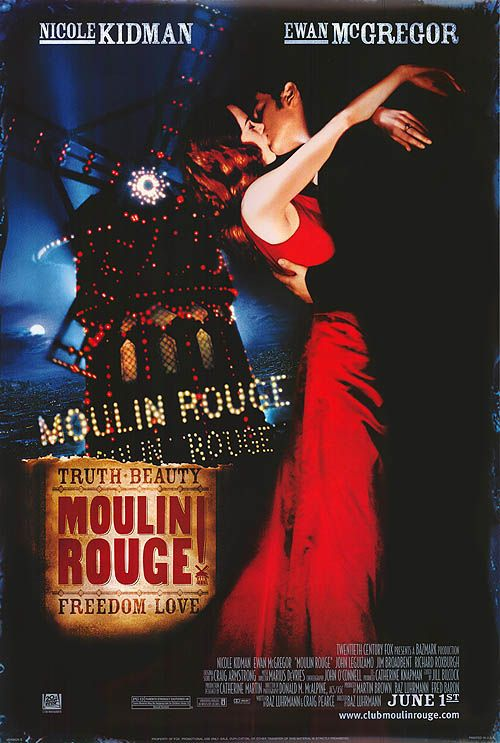 moulin rouge nicole kidman hair. nicole kidman moulin rouge