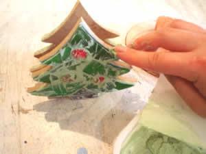mosaico artesanato natal