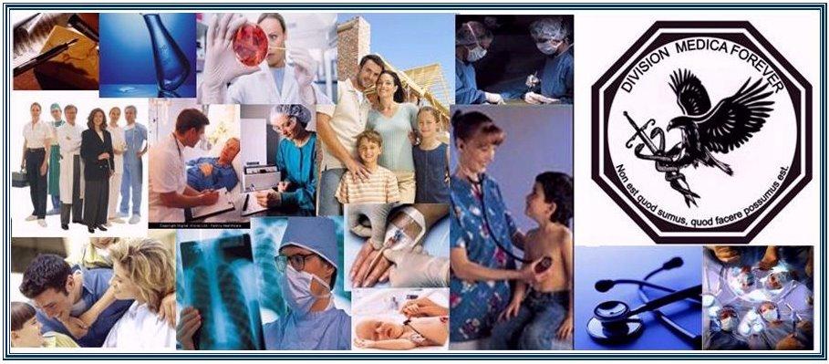 DIVISION MEDICA FOREVER