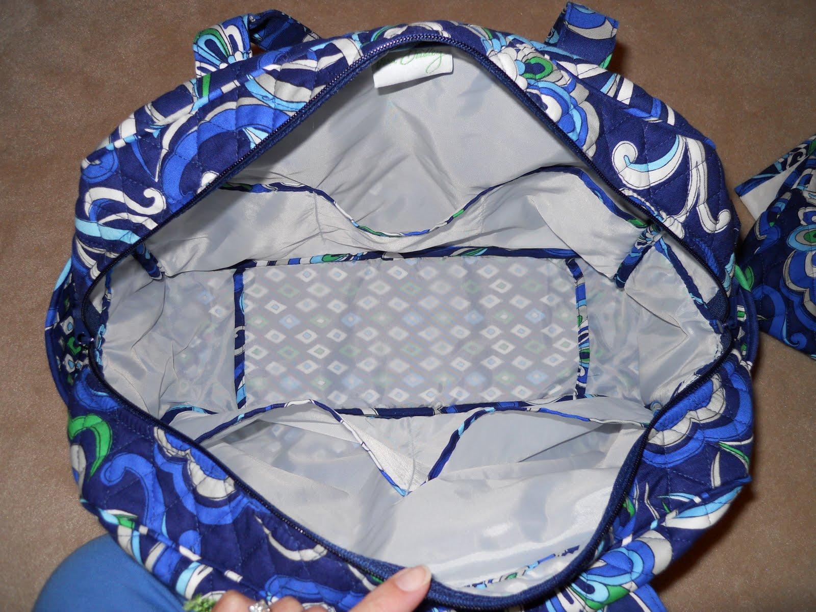 Vera Bradley Messenger Bag | eBay