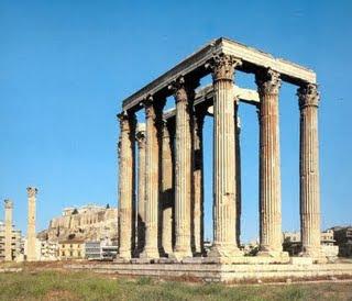 Historia del arte cmg tipolog a de edificios griegos for Origen del marmol