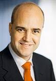 el primer ministro Reinfeldt estará en China