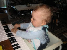 Joseph Junior al teclado