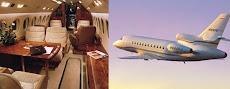 vean ustedes el interior del avión de lujo por cuya compra inicial pagaron 7 millones de dólares