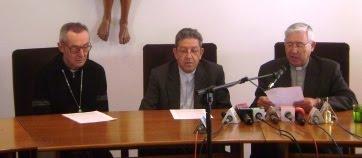 los obispos reunidos en su 89 Asamblea abordan temas muy serios. le educación. el narcotráfico