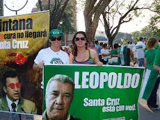 la noble juventud boliviana que ama los ideales de patria y libertad