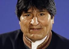 a todos los bolivianos nos duele que a nuestro presidente, bueno al presidente del EP le llamen