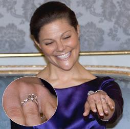 Victoria nos recuerda que en 2010 contraerá matrimonio con Daniel